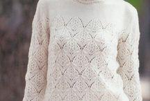 Япония. Вязание спицами.