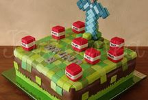 Compleanno minecraft