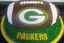 Green Bay Packers / by Jessica May
