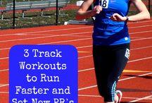 Run / by Stephanie Greenley