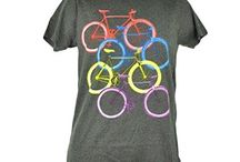 Bicycle's fashion / Great clothes with a bicycle theme.