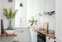kitchen escandinavian