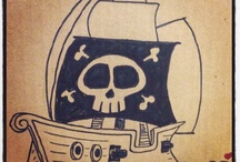 Pirates & Sea Creatures / by Jason Bays