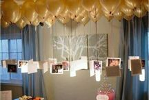 Party Ideas / by Bernadette Kulai