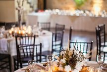 Bryllup - borddækning