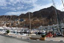 Puertos / Harbours / Puertos deportivos de Aguadulce y Roquetas de Mar; Puerto Pesquero de Roquetas de Mar