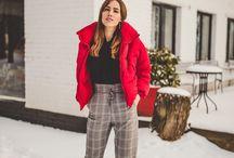 Fashion winter / Winter fashion
