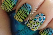 Nails  / by Chelsea Constantine