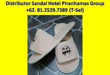 Distributor Industri Sandal Hotel Piranhamas Group +62- 81.2529.7389 (T-sel) / Industri Sandal Hotel Grosir,Industri Sandal Hotel Murah   Kami adalah Supplier amenities hotel di Indonesia yang mendistribusikan dan mensupplai semua keperluan Amenities hotel PESAN SEKARANG JUGA, Hubungi Customer Service Representatif kami : (Call / SMS / WhatsApp) :  +62-81.2529.7389 (Simpati) Alamat : JL. Piranha Atas V / 01, Tunjung Sekar, Malang Telp Kantor : 0341 - 547.5454 Email : Silvi_eko@yahoo.co.id Website : www.piranhamasgroup.com Upload By : L.A. Mahendra