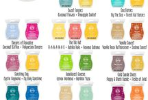 Scentsy Scent Recipes / Mix 'um up wax melts to make a new scent