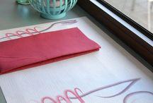 Manteles individuales / Prepara de forma sencilla las mesas tanto para los desayunos como para las cenas, aportando un toque especial y diferenciador.