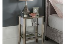 Versailles Mirrored Collection