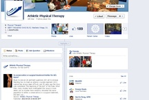 Physical Therapy Facebook Pages / by E-rehab.com