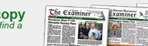 Examiner Media / by Adam Stone