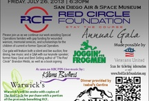 Red Circle Foundation Annual Gala / Each year RCF gathers the supporters of the US Special Operations Forces at a gala event to raise awareness for and provide gap funding for SOF and their families in their times of need.  Please join us at one of our events.