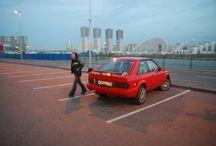 Ford escort XR3i - Чертик / ford escort mk4 xr3i