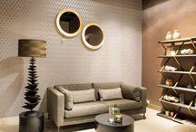 Modern en comfortabel I By BAAN / Stalen pootjes onder een mooie bank, fauteuil of eetkamerstoel. Op dit bord kunt u een aantal voorbeelden van BAAN zien.