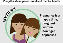 10 myths about parenthood and                        mental health / NCT debunks myths about perinatal mental health and encourages parents to talk about how they're feeling.