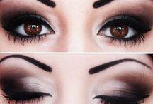 * Make up and hair *