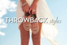 Throwback Styles / Some of our favorite shoe styles from past seasons! / by Blowfish Shoes