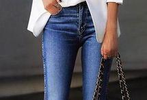 Fashion.  Jeans