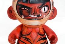 Obake Style's Custom Toys & Sculpture