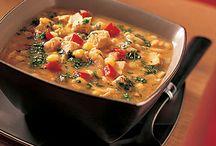 Soups, Stews and Chili / by Erin Stiltner-Prochnow