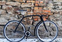 Inspiring bicycle designs
