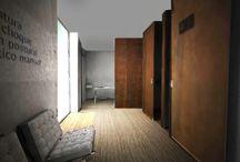 En proyecto 3D / Algunos de nuestros trabajos en fase de proyecto, presentados en 3D