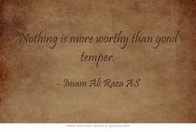 Imam Reza (a. S)