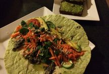 Vegan / Recipes! Slow cook, wraps, rice dishes, salads, smoothies, desserts, organic market places