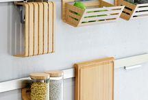Ikea ideeën voor in de keuken