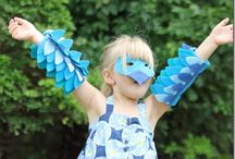 Creative Costumes / Always having trouble figuring out what to wear to that upcoming Halloween Party?! Well here are some great costume ideas for the whole family! / by VMInnovations