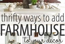 Interior Design - Farmhouse