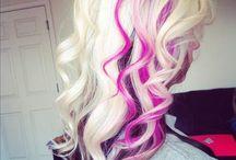 Pretty pretty hair / by Krista Harris