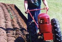 Walking Tractor / Looking for a tool to help on a small farm. This is a cheaper option that a full sized tractor.
