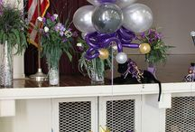 balónková dekorace