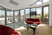 Farringdon / Penthouse apartment refurbishment; London