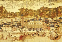 Towns and Daily Life: Middle Ages and Renaissance / by colleccionprive
