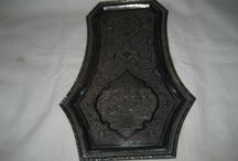 900 Sterling Silver Dish Boxes etc