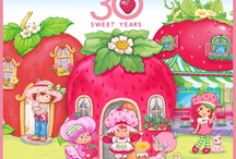 Strawberry Shortcake / by Lila Montoya Uriarte