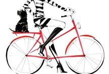 The Stylish Bicycle