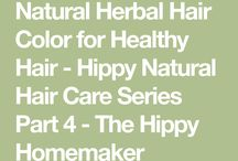 natural hair dyes using herbs/flowers/vegetables/plsspices etc