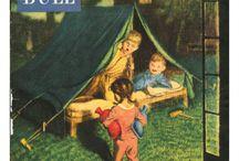 Vintage Camping Ads