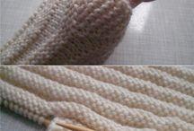 Варежки митенки перчатки носки...