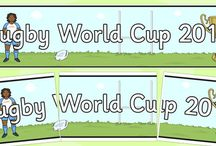 Rugby World Cup theme