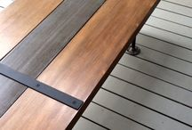 Wood and Concrete / All projects involving wood and concrete