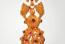temple jewellery jumkas