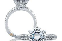 My engagement ring choices