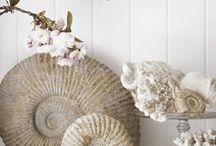 Coastal Home Decor Styling